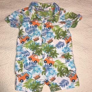 Jeep Safari/Beach Outfit